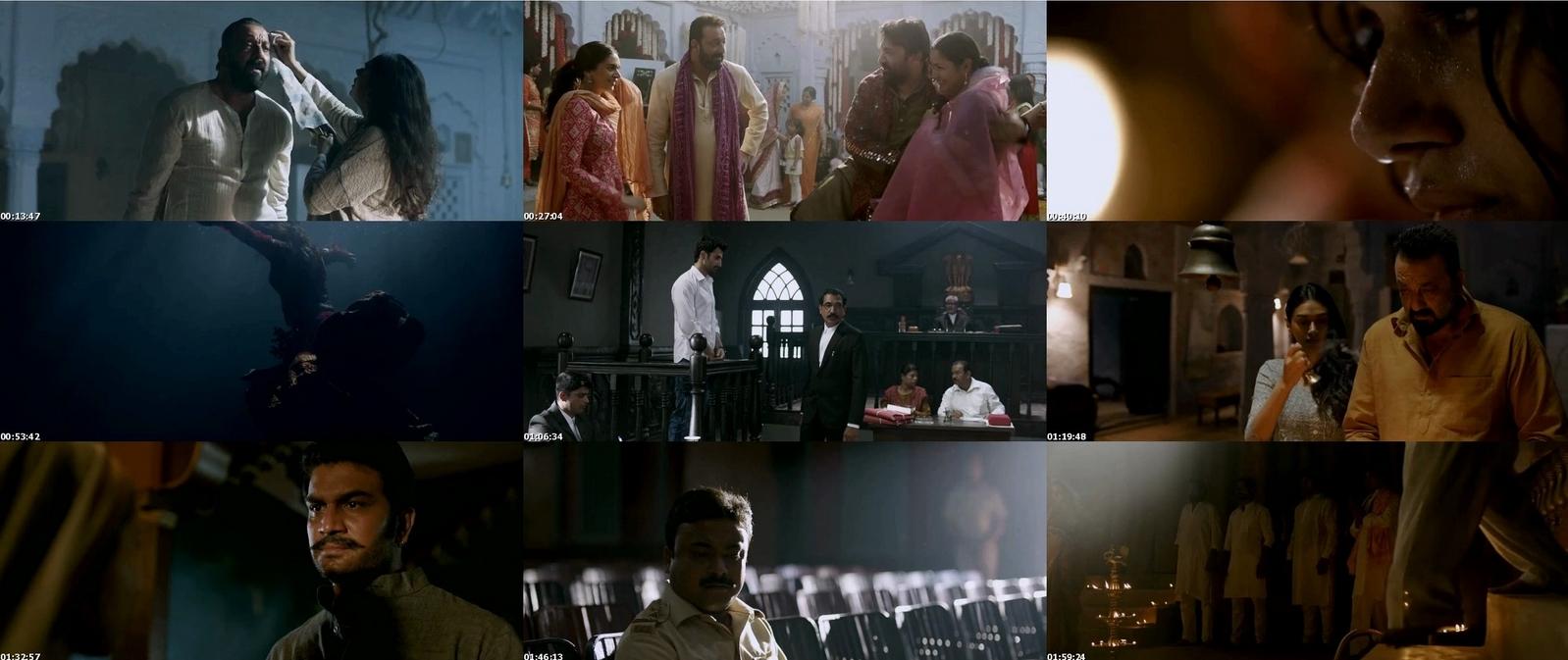 Download Film Bhoomi (2017) WEB-DL 1080p 720p
