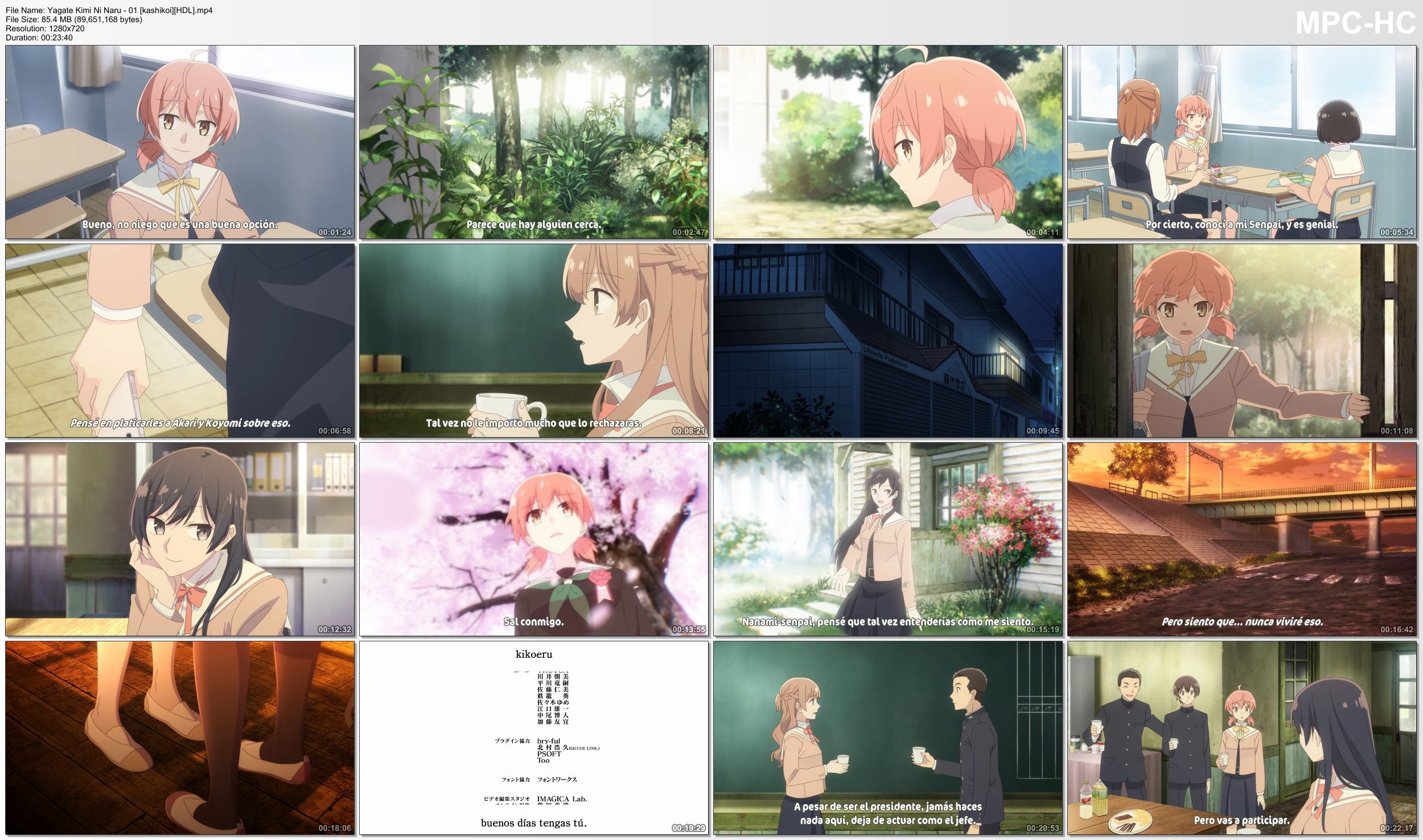 3MZgXMWgzG3ae - [Aporte] Yagate Kimi ni Naru [13/13][85MB][PCNet, Kashikoi][MEGA][Concluido] - Anime Ligero [Descargas]