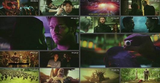 Download Film Avengers 3 : Infinity War (2018) 720p HDTC MKV + MP4