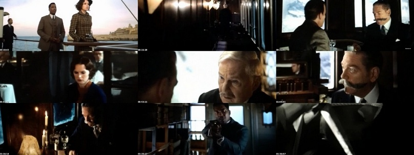Download Film Murder on the Orient Express (2017) CAM MKV + MP4