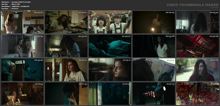 Download Film Veronica (2017) 720p BluRay