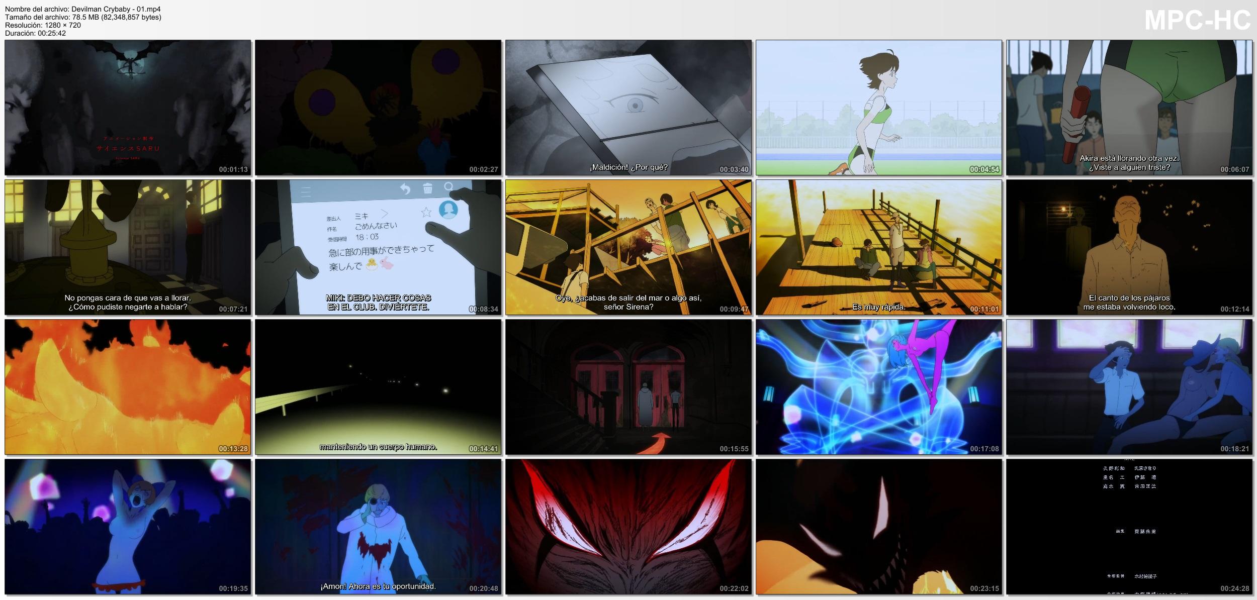 7azN5PLkNQpxW - [Aporte] DEVILMAN crybaby [10/10][Audio Lat-Jap][75MB][720P][MEGA][Completo] - Anime Ligero [Descargas]