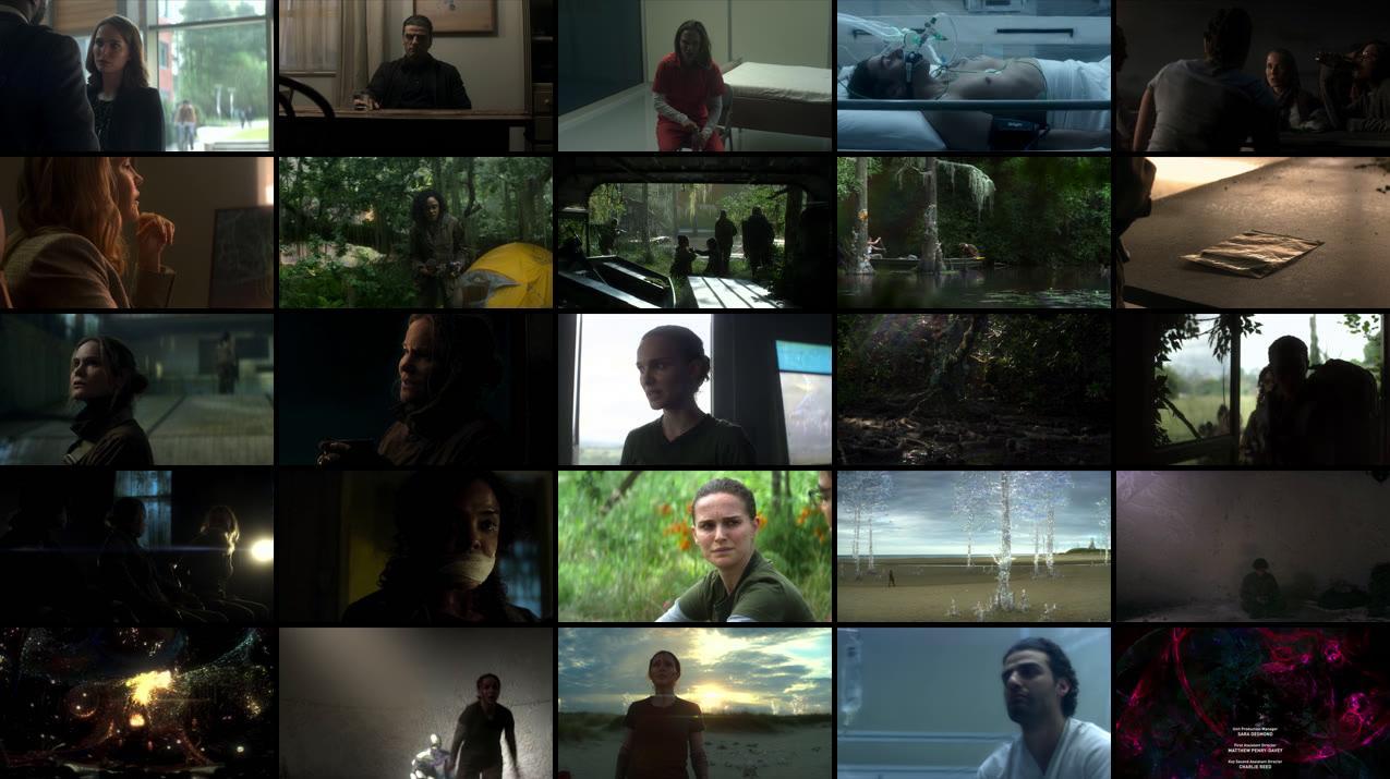 Download Film Annihilation (2018) 1080p ,720p WEBRip x264