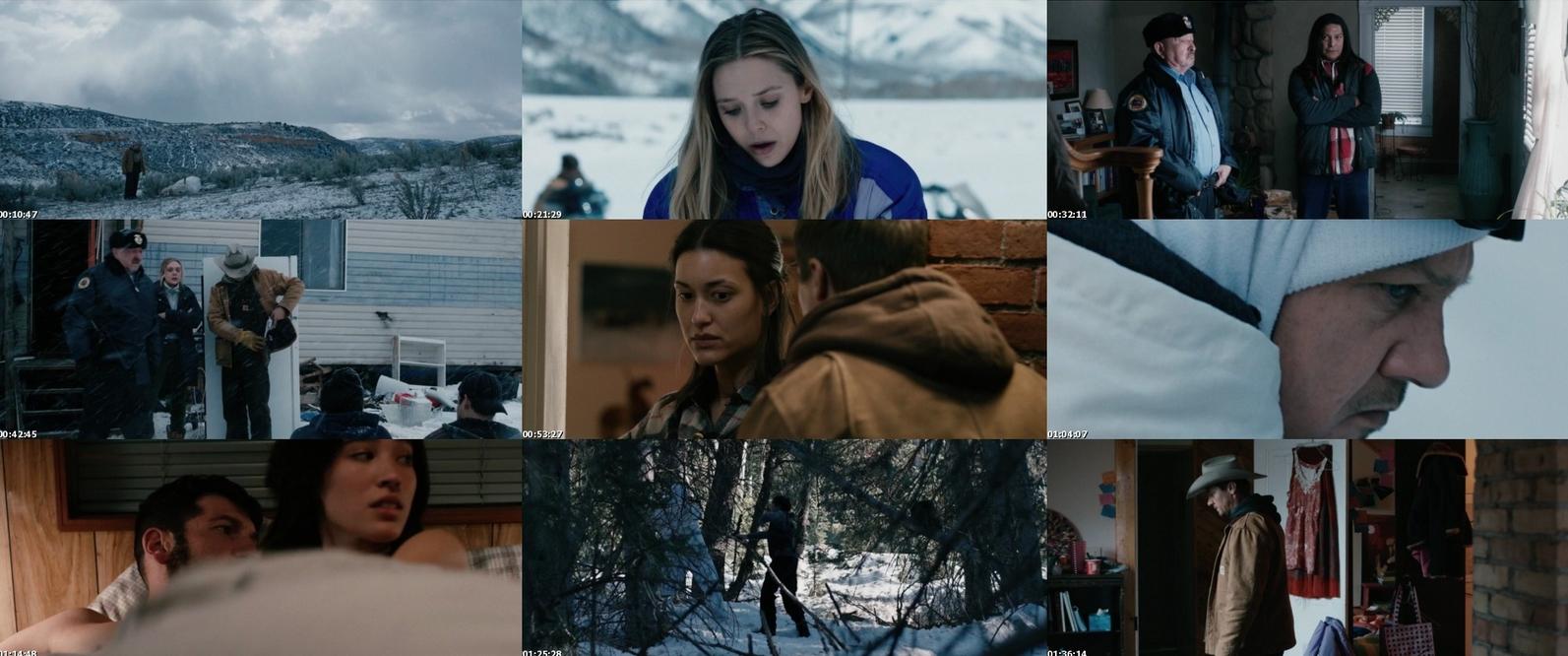 Download Film Wind River (2017) WEB-DL