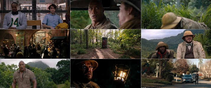 Download Film Jumanji: Welcome to the Jungle (2017) BluRay 480p 720p 1080p