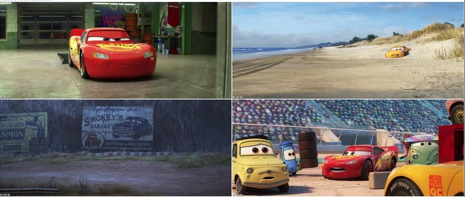 Download Film Cars 3 (2017) BluRay 720p MP4 + MKV