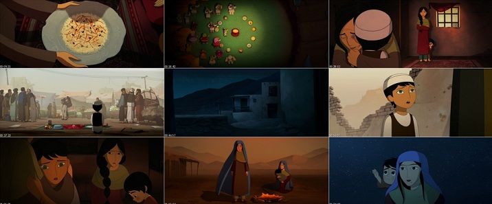 Download Film The Breadwinner (2017) 720p BrRip x264 MKV + MP4