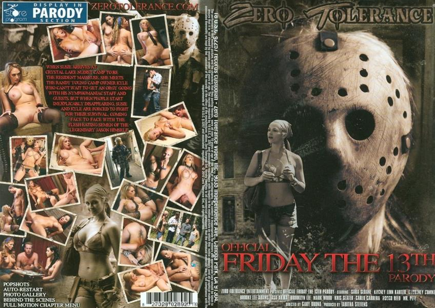 Official Friday The 13th