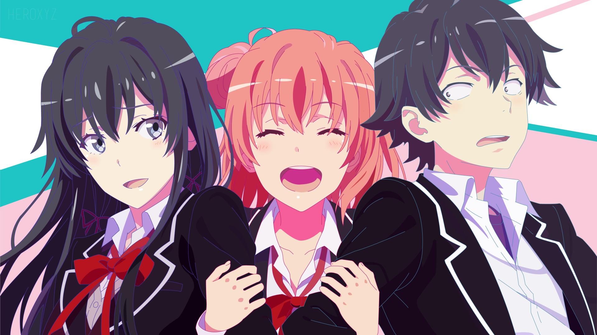 Rekomendasi Anime Romance-Comedy : Comedy of Love ~ Wibunews