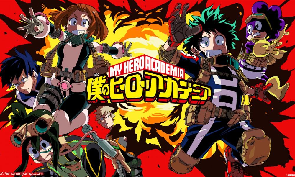 NqXzdWxMrVDQY - [Aporte] Boku no Hero Academia [3/13][190MB][HD][NknF][Solidfiles] - Anime no Ligero [Descargas]