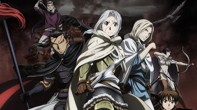 Rekomendasi Historical Anime : Anime yang Mengandung Unsur Sejarah ~ Wibunews