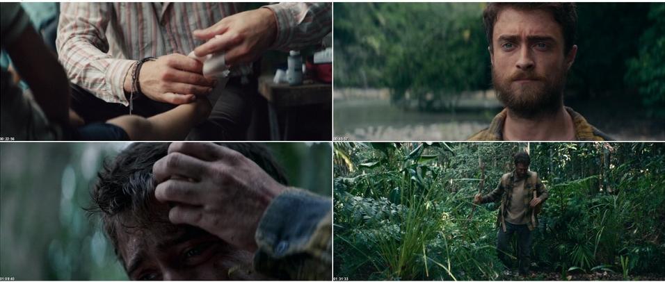 Download Film Jungle (2017) BrRip 720p MP4 + MKV