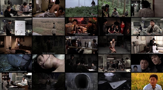Download Film Memories of Murder (2003) 720p BluRay