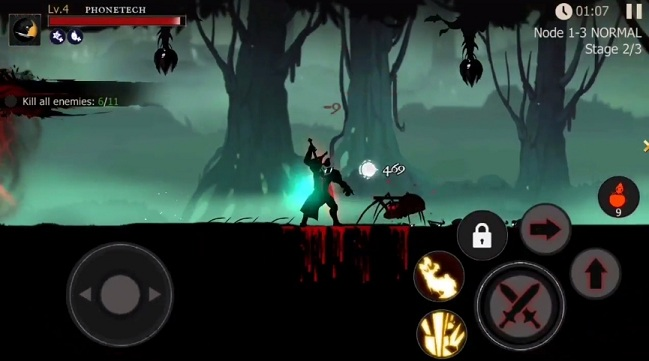 Download Shadow of Death: Dark Knight 1.35.0.0 Apk
