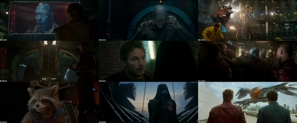 Download Film Guardians of the Galaxy (2014) BluRay 1080p 720p 480p