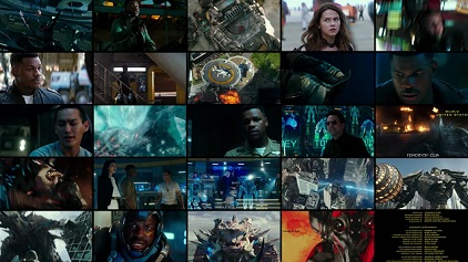 Download Film Pacific Rim 2: Uprising (2018) 720p WEB-DL x264