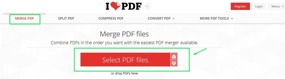 3 Langkah Cara Mudah Menggabungkan File PDF Menjadi Satu File PDF