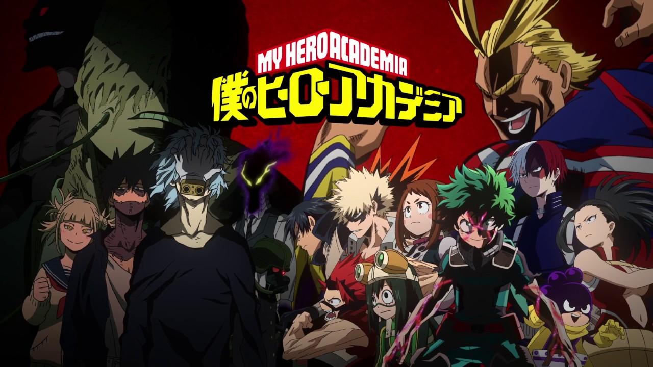 XGvQxAYNpY28y - [Aporte] Boku no Hero Academia S3 [25/25][85MB][HDL][MEGA][Finalizada] - Anime Ligero [Descargas]