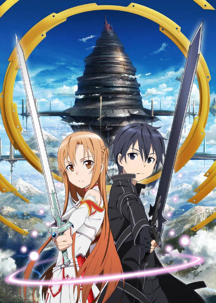 ZQZVQ28NaYNdL - [Aporte] Sword Art Online [25/25][85MB][AXZnF]H.265][8bits][BD][MEGA][Concluido] - Anime Ligero [Descargas]