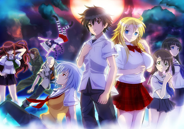 Rekomendasi Anime Martial Arts : Art of Battle ~ Wibunews