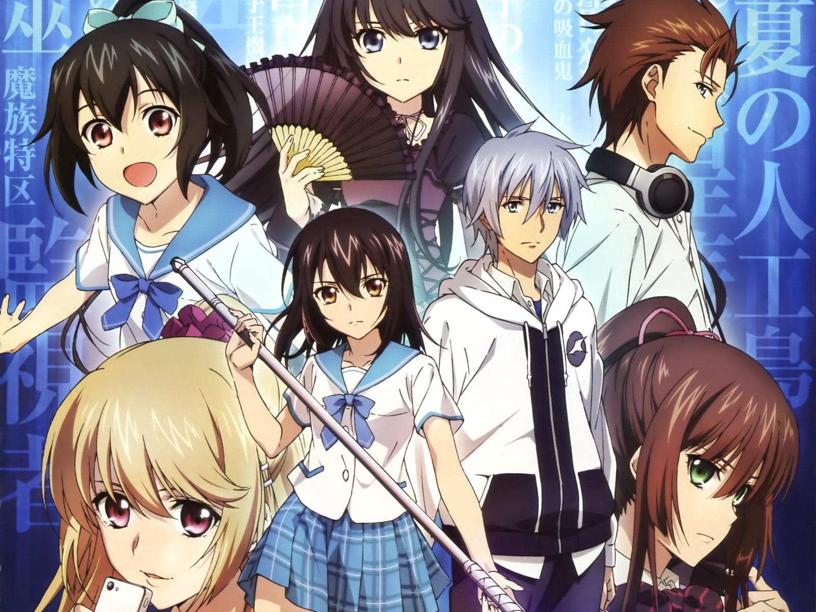 Rekomendasi Anime Fantasy-Harem : Harem Kingdom ~ Wibunews