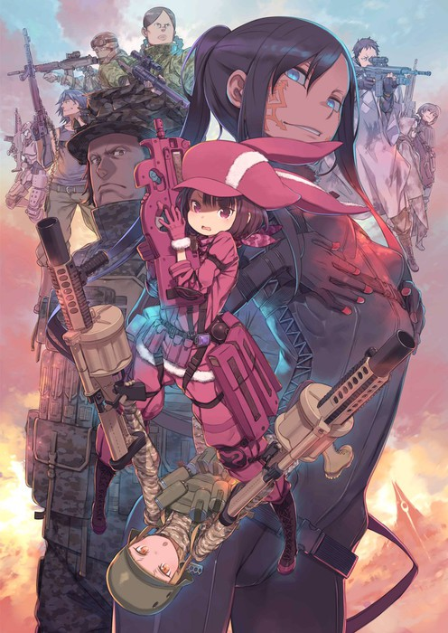 aq6YQpZpaYnAL - [Aporte] SAO Alternative: Gun Gale Online [5.5/??][85MB][HDL][MG][En Emisión.] - Anime Ligero [Descargas]