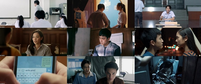 Download Film Bad Genius (2017) WEB-DL
