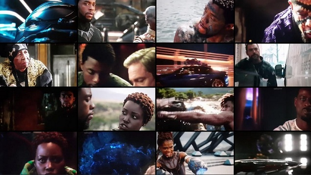 Download Film Black Panther (2018) HDRIP 720p MKV + MP4
