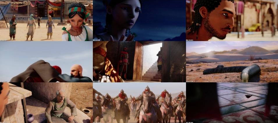 Download Film Bilal: A New Breed of Hero (2015) WEB-DL 1080p 720p MKV + MP4