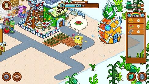 Download SpongeBob Moves In 4.37.00 Apk Mod + Data 2018 Unlimited Money