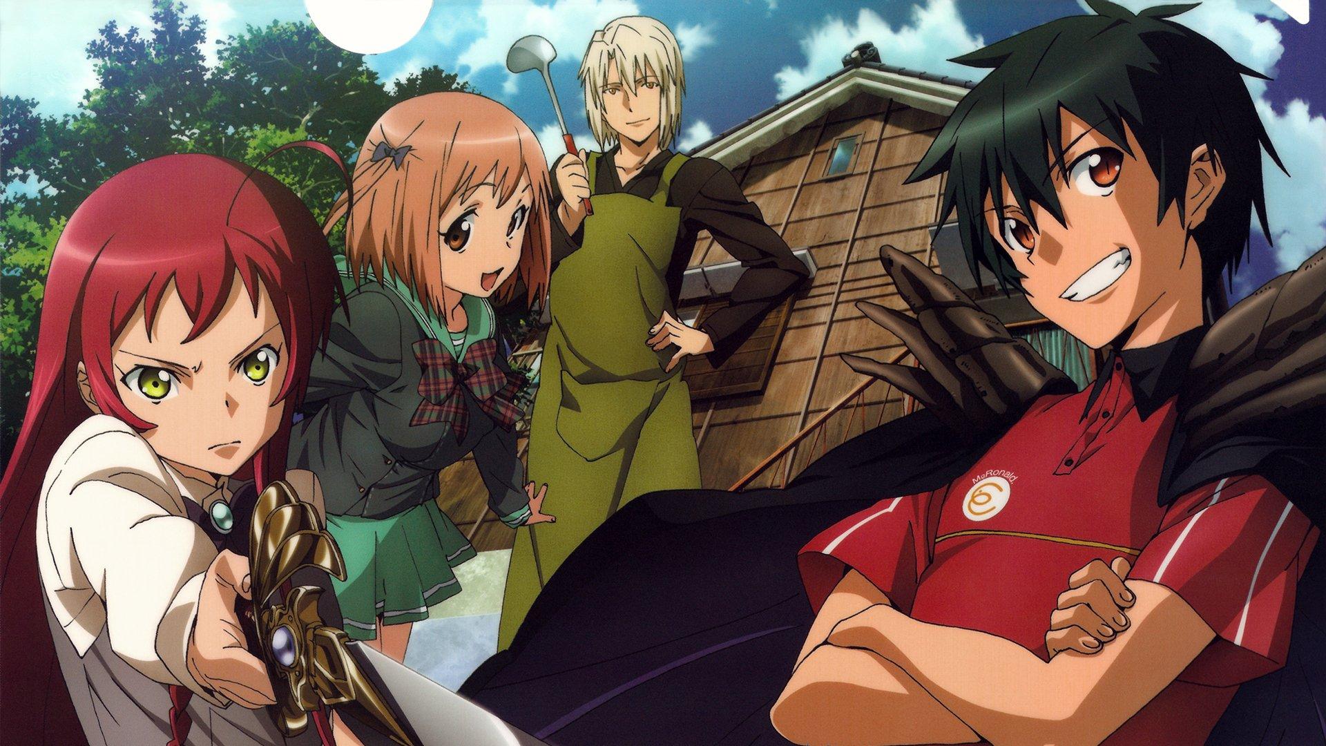 Melihat Dunia Iblis dalam Anime bertema Demons Berikut ini ~ Wibunews