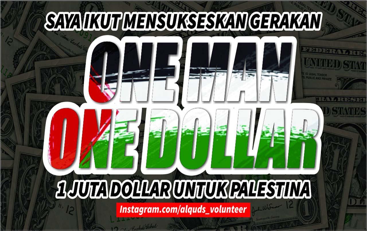 one man one dollar