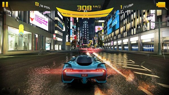 For Android Asphalt 9 Legends – 2018's New Arcade Racing Game 1.0.3a Full Apk + Data ZIP Unlimited Money