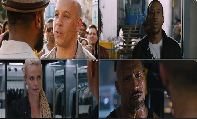 Download Film The Fate of the Furious (2017) Extended Director's Cut 720p WEB-DL
