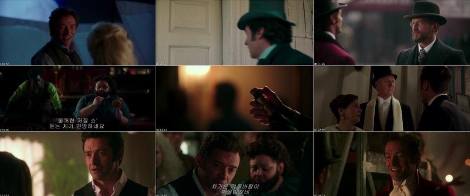 Download Film The Greatest Showman (2017)HC HDRip 720p x264