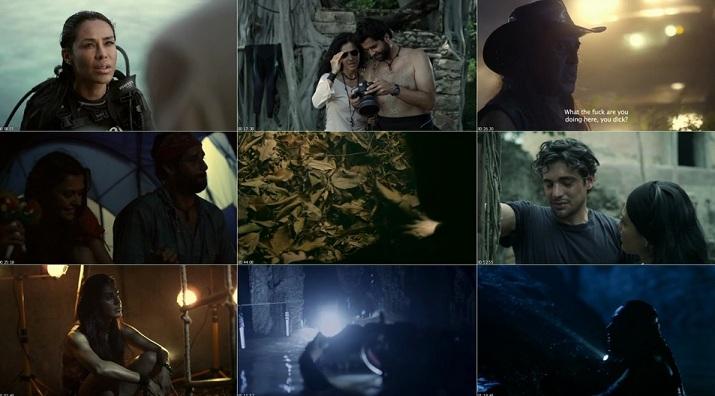 Download Film Xibalba - Curse of the Mayans (2017) DVDRip x264 MKV + MP4