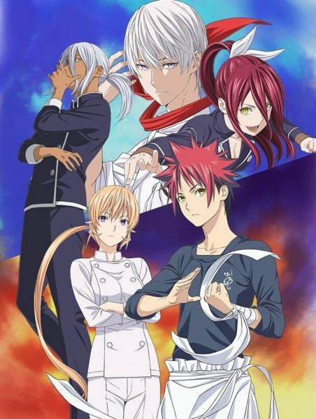 p8Bx74k65DGKq - [Aporte]Shokugeki no Souma: San no Sara - Toutsuki Ressha-hen[2/??][85MB] - Anime Ligero [Descargas]