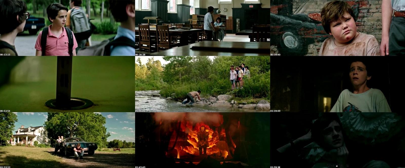 Download Film It (2017) HDRip 720p x265 1080p 720p