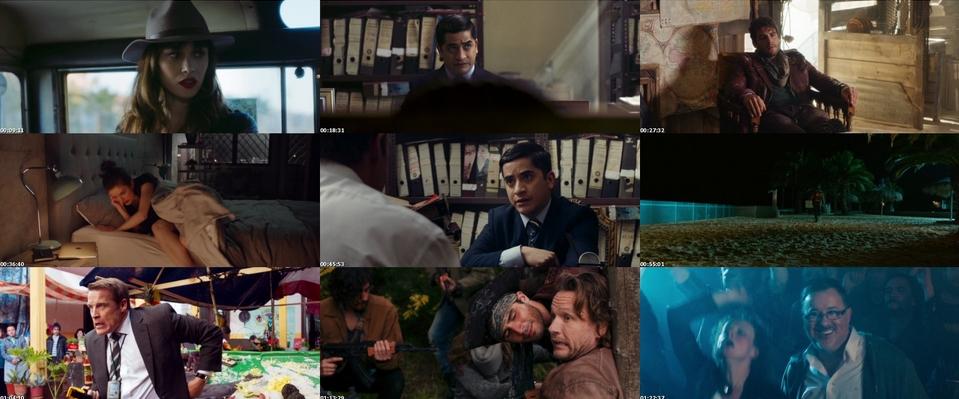 Download Film Gun Shy (2017) BluRay 720p