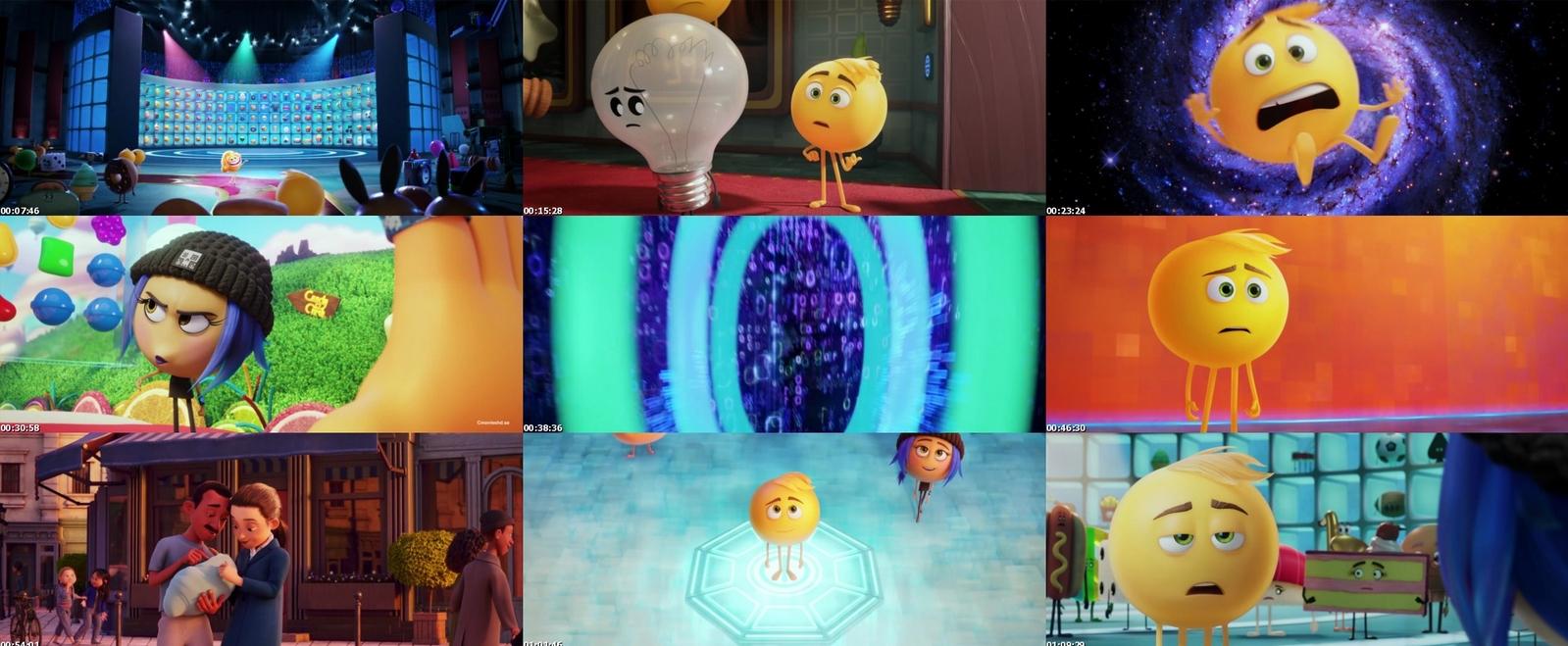 Download Film The Emoji Movie (2017) BluRay