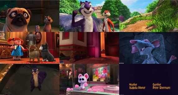 Download Film The Nut Job 2: Nutty by Nature (2017) WEB-DL 720p MKV + MP4