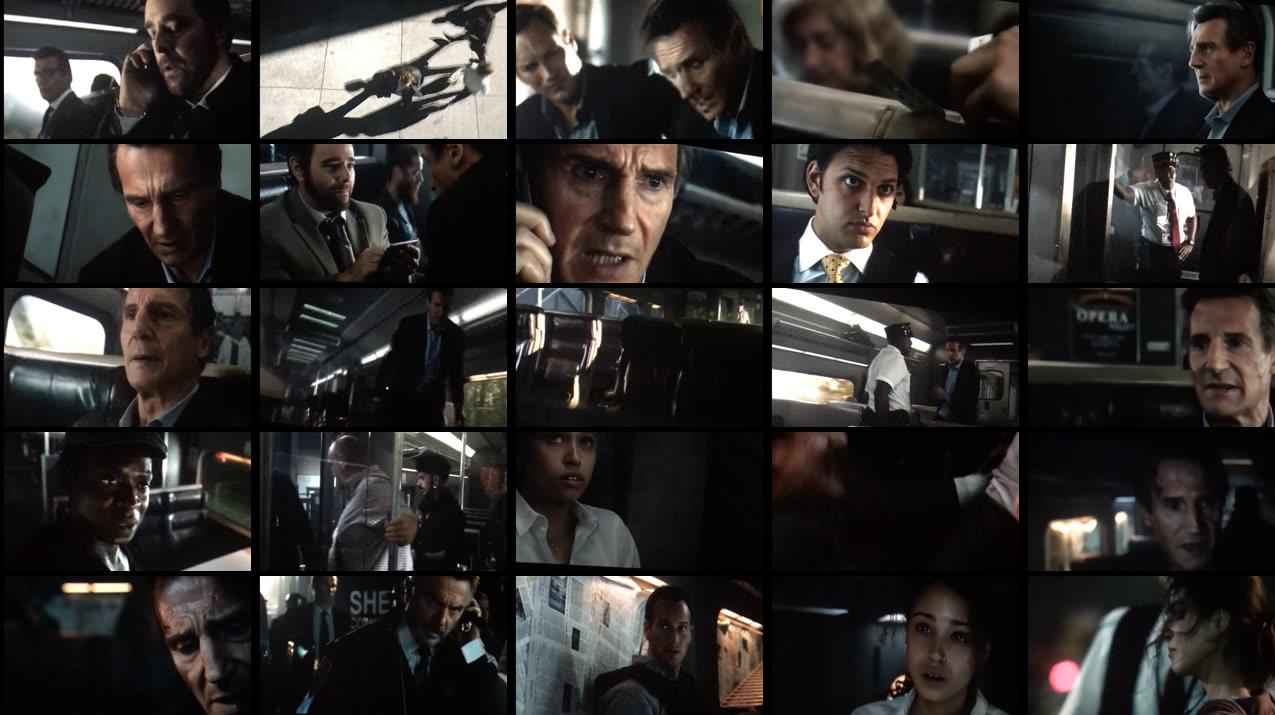 Download Film The Commuter (2018) CAM 450MB