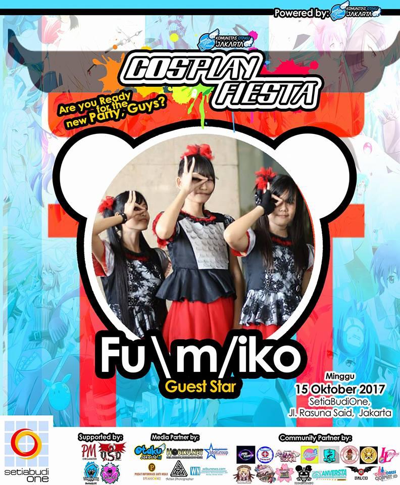 New Event : Cosplay Fiesta at Setiabudi One ~ Wibunews